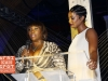 Bevy Smith and Tai Beauchamp - Harlem's Fashion Row 7th annual Fashion Show & Style Awards