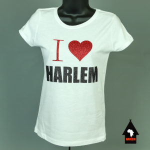 I love Harlem short sleeve t-shirt – Women